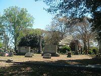 Graves at Ivy Hill Cemetery, Smithfield.jpg