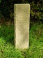 Grenzstein, sogenannter Jagdstein, an der Grenze zwischen Ahaus-Wüllen und Ottenstein.jpg