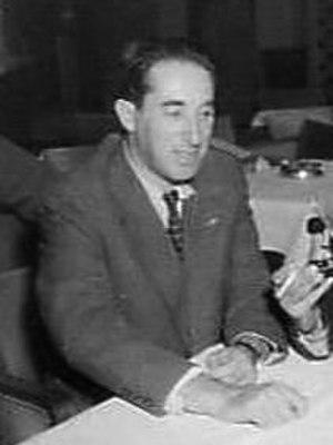 Grigori Kozintsev - Grigori Kozintsev in 1958