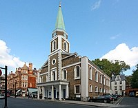 Grosvenor Chapel, South Audley Street, London W1 - geograph.org.uk - 1533665.jpg