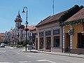 Groszmann store and Town Hall, 2018 Ráckeve.jpg
