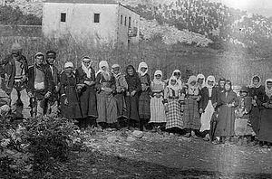 Gruda (tribe) - Gruda Albanians, 1913.