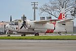 Grumman TS-2A Tracker '86' (N453DF) (29614608463).jpg