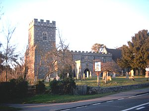 Great and Little Kimble - Image: Gt Kimble Church