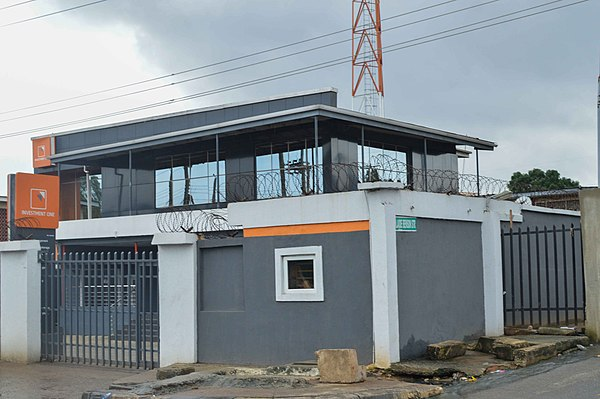 Gtbank, Maryland branch, Lagos