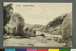 Guarujà - Pedras