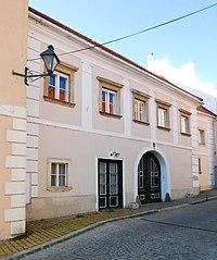 GuentherZ 2011-10-17 0206 Pulkau Kirchengasse Haus01.jpg