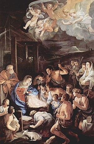 Guido Reni Neapolitan Baroque painting (1630–1642)