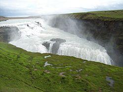 Gullfoss - Laugarvatn waterfalls