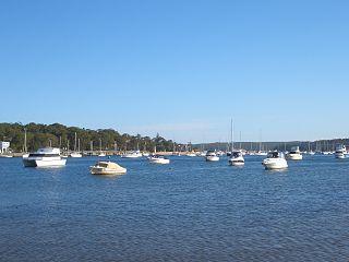 Gunnamatta Bay bay in New South Wales, Australia