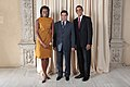 Gurbanguly Berdimuhammedov with Obamas.jpg
