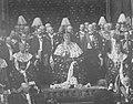 Gustaf (V), Oscar II & Gustaf (VI) Adolf open Parliament.jpg