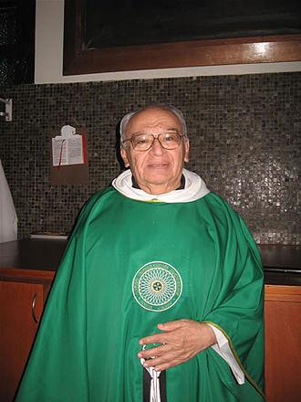 Gustavo Gutiérrez - Gutiérrez in 2007