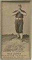 Guy Hecker, Louisville Colonels, baseball card portrait LCCN2008675102.jpg