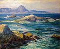 Guy Rose, Off Mission Point (Point Lobos), n.d. Oil on canvas, 24 x 29 inches. Crocker Art Museum.jpg