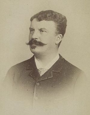 Guy de Maupassant - Guy de Maupassant early in his career.