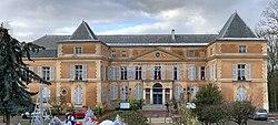 L'hôtel de ville de Clichy-sous-Bois