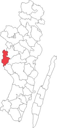 Virserums landskommune i Kalmar amt