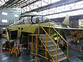 HAL Tejas trainer version construction.JPG