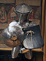 HJRK S V - Boy's jousting armour of Philipp I, front.jpg