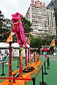 HK 銅鑼灣 CWB 維多利亞公園 Victoria Park for 01-July 舞獅子 Chinese Lion Dance event June 2018 IX2 慶祝香港回歸 Transfer of sovereignty over of Hong Kong 32.jpg