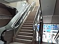 HK Central Queen Victoria Street Hang Seng Bank HQ outside stairs April 2021 SS2 02.jpg