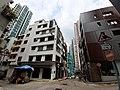 HK SW 上環 Sheung Wan 太平山街 Tai Ping Shan Street Upper Station Street Sunday morning October 2019 SS2 03.jpg
