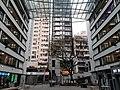 HK SW 上環 Sheung Wan PMQ courtyard evening February 2020 SS2 04.jpg