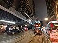 HK Sai Ying Pun Des Voeux Road West Water Street traffic jam due to illegal car parking October 2020 SS2 08.jpg