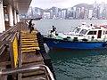 HK TST 尖沙咀 Tsim Sha Tsui 梳士巴利花園 Salisbury Garden public piers 維多利亞港 Victoria Harbour March 2020 SSG 11.jpg