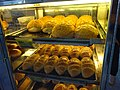 HK Tung Chung 富東邨 Fu Tung Estate Plaza 翠華餐廳 Tsui Wah Restaurant breads April 2016 DSC.JPG