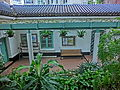 HK Wan Chai Queen's Road East Old Post Office back garden June-2013.JPG