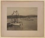 HMS Shearwater and HMCS Rainbow, 7th November, 1910 (HS85-10-23190) original.tif