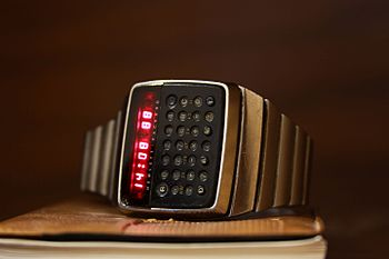 Hewlett Packard Digital Watch Model 1 1977