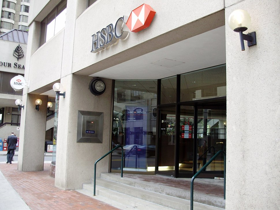 HSBC Yorkville Branch