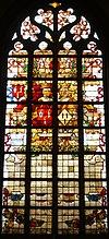 haarlem bavokerk de raet-van schuylenburg