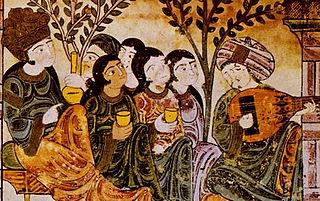 Arabic music image