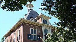 Haarlemmerliede en Spaarnwoude - Wikipedia
