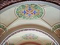 Hall dun immeuble art nouveau (Riga) (7561906930).jpg