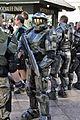Halo cosplay at Atlanta Dragon Con Parade 2010.jpg