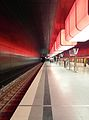 Hamburg - U-Bahnhof HafenCity Universität (13217406374).jpg