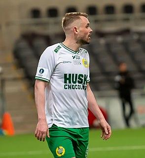 Mads Fenger Danish professional football defender
