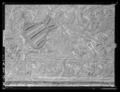 Handtäcke av gyllenduk troligen turkiskt, 1600-tal? - Livrustkammaren - 54063.tif