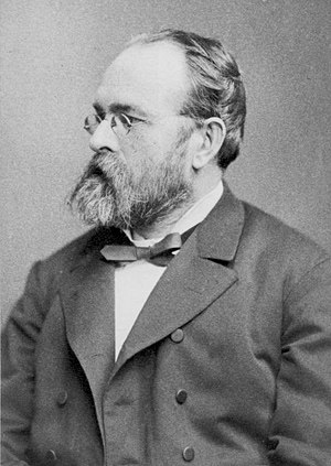 Josef Rheinberger - Rheinberger in his later years