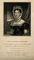 Hannah Thatcher, a deaf mute. Stipple engraving by J. Rogers Wellcome V0007276.jpg