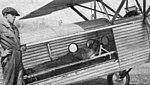 Hanriot H.46 air ambulance configuration L'Aéronautique April,1928.jpg