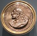 Hans pezolt, medaglia per 100 anniversario morte di dürer, 1628, 01.JPG