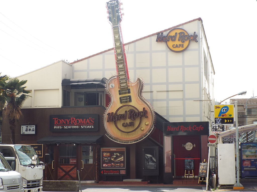 Hard Rock Cafe Roppongi