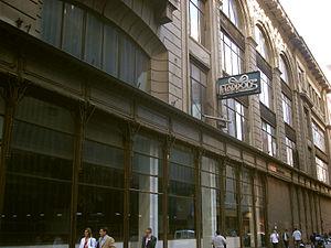Harrods Buenos Aires - San Martín Street storefront