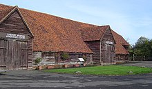 The He Barn At Museum Headstone Manor